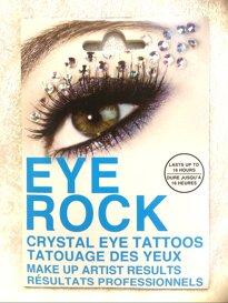 Eye rock stones clear